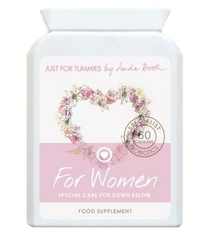 For Women Live Bacteria Capsules
